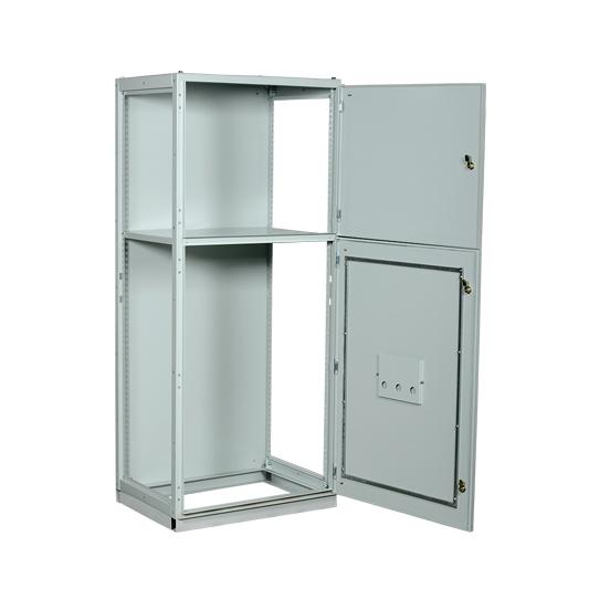 Корпус металлический сборный ВРУ-2 2000х800х450 IP31 SMART IEK