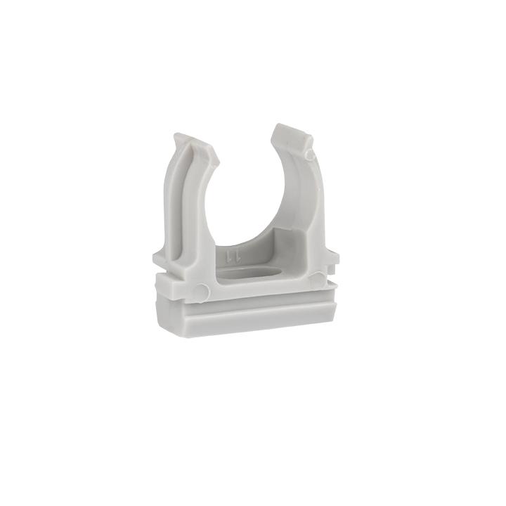 Крепеж-клипса d16мм  (10шт.) Plast EKF PROxima