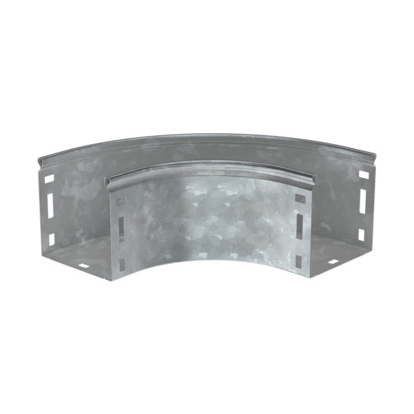 Поворот плавный 90град (тип Г01) ESCA 100х150мм HDZ IEK