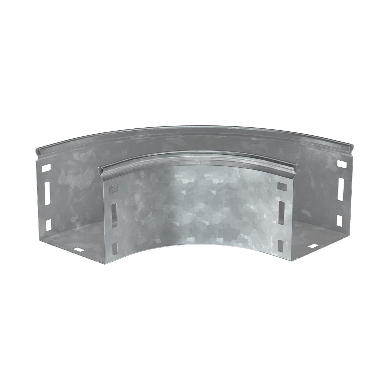 Поворот плавный 90град (тип Г01) ESCA 100х300мм HDZ IEK 1