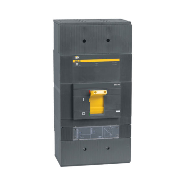 Выключатель автоматический ВА88-43 3Р 1000А 50кА c электронным расцепителем МР 211 IEK