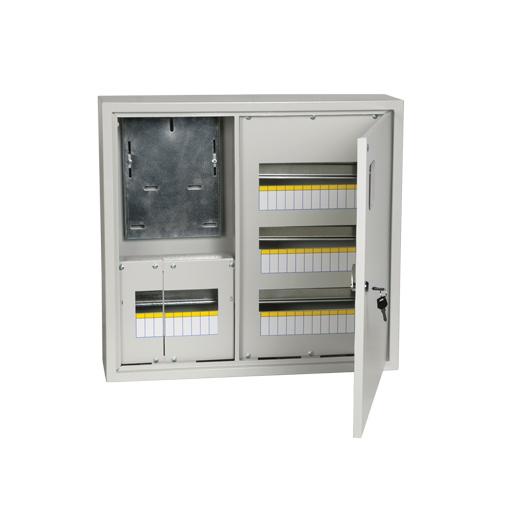 Корпус металлический учетно-распределительный ЩУРн-3/42зо-1 36 УХЛ3 IP31 IEK