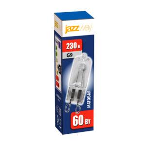 Лампа галогенная PH-G9 PH-G960Вт 230В  frosted
