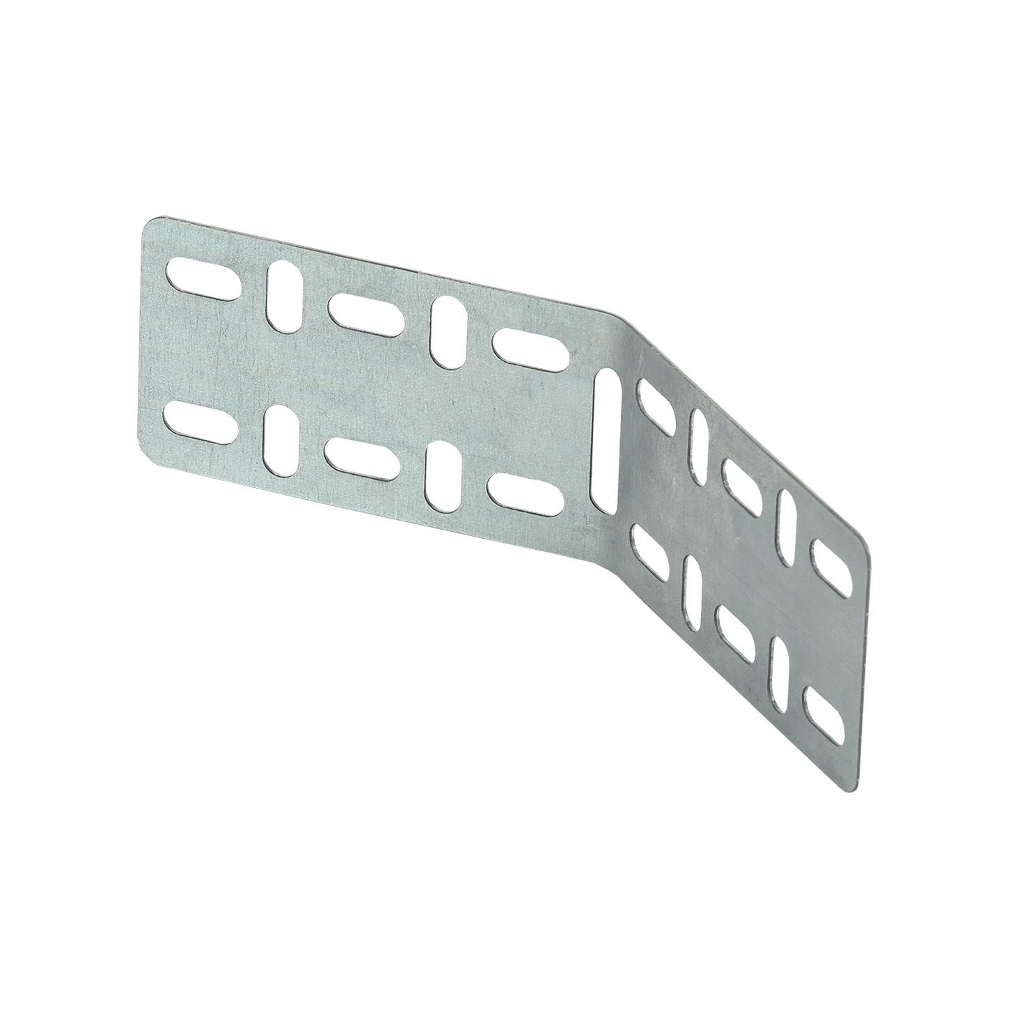 Пластина соединительная регулируемая h=50мм HDZ IEK 1