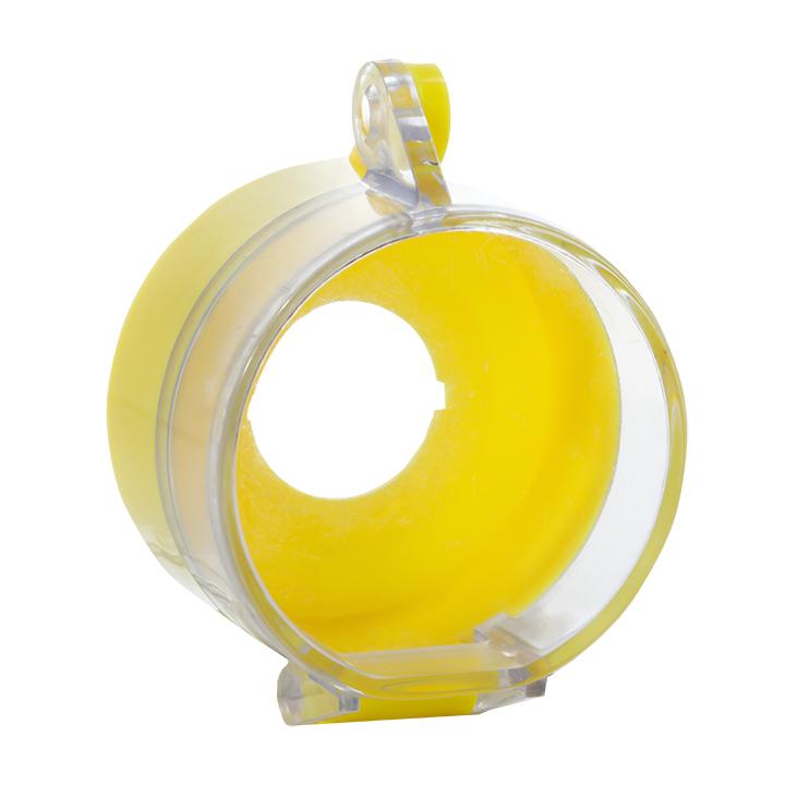 Защитный кожух для кнопок с крышкой для пломбировки EKF PROxima