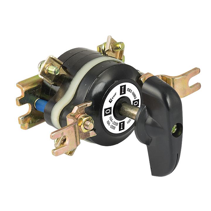 Пакетный  переключатель (реверс) ПП 3-100/Р М3 исп.1 EKF PROxima