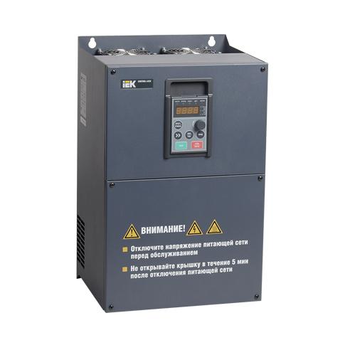 Преобразователь частоты CONTROL-L620 380В 3Ф 18-22кВт IEK