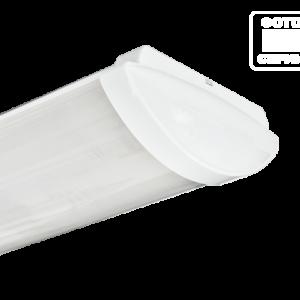 Светодиодный светильник ДПО46-2х22-604 Luxe LED 865