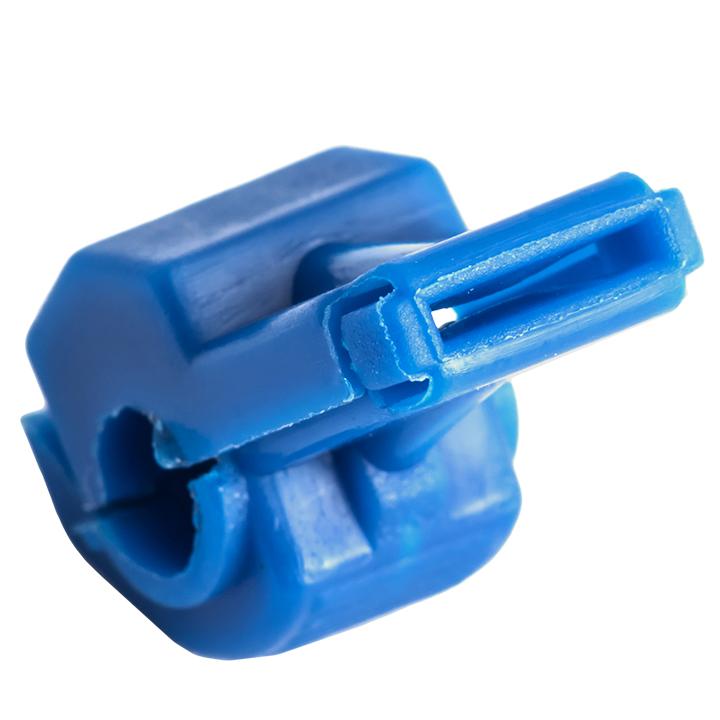 Ответвитель прокалывающий  ОВ-Т 2 1.5-2.5 мм2 синий (50 шт) EKF PROxima