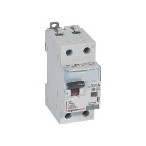 Автоматические выключатиели дифференциального тока Legrand