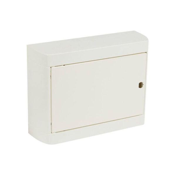 Распределительный шкаф Legrand Nedbox, 12 мод., IP40, навесной, пластик, с клеммами