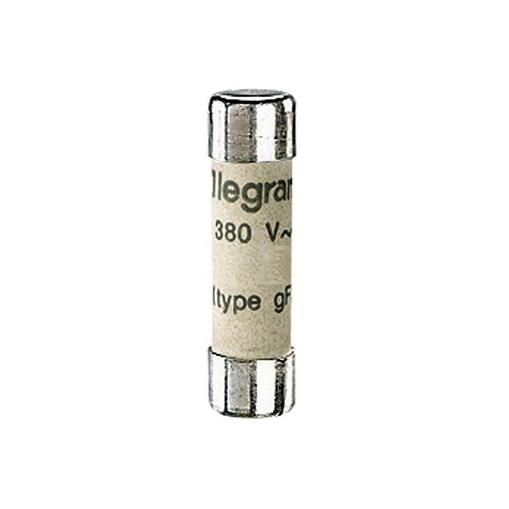 Промышленный цилиндрический предохранитель - тип gG - 8,5x31,5 мм - без индикатора - 8 A