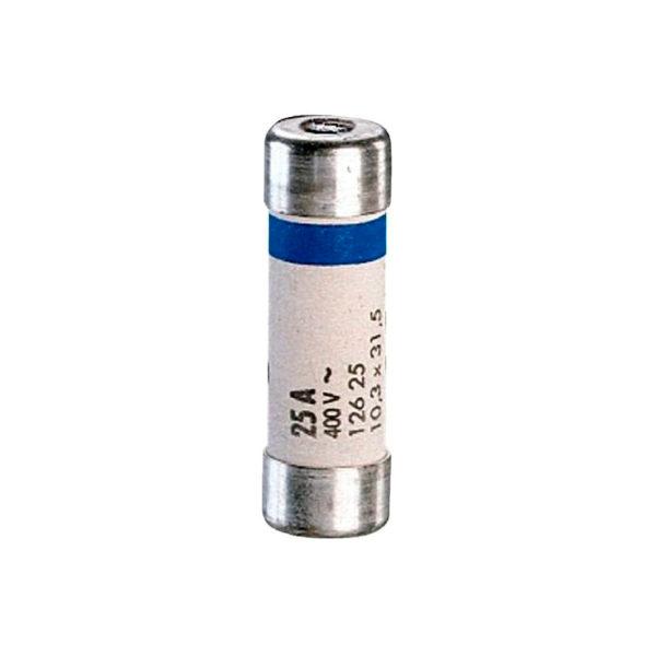 Промышленный цилиндрический предохранитель gG 10х38 12а 500В без индикатора