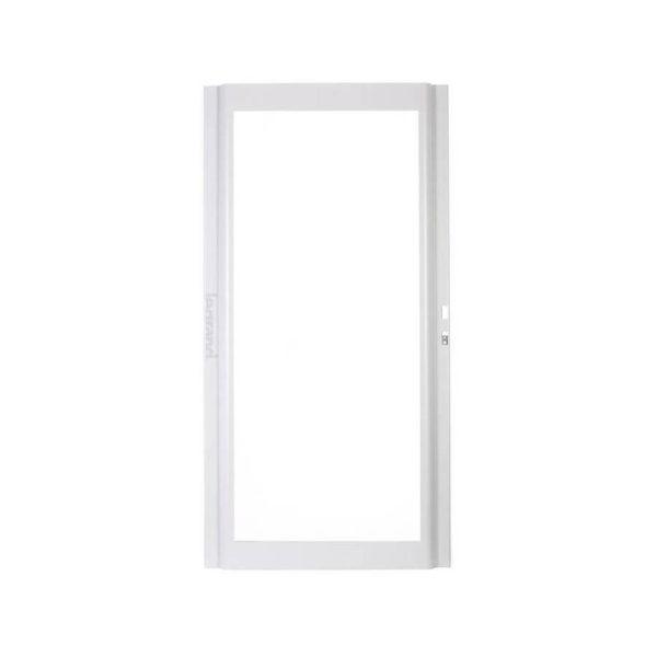 Реверсивная дверь остекленная - XL³ 4000 - ширина 975 мм