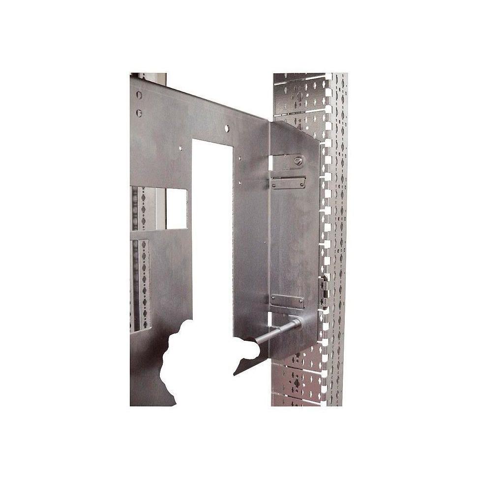 Монтажный узел для аппаратов - XL³ 4000 - для 2 DPX 1600 фиксированного исполнения - горизонтальный