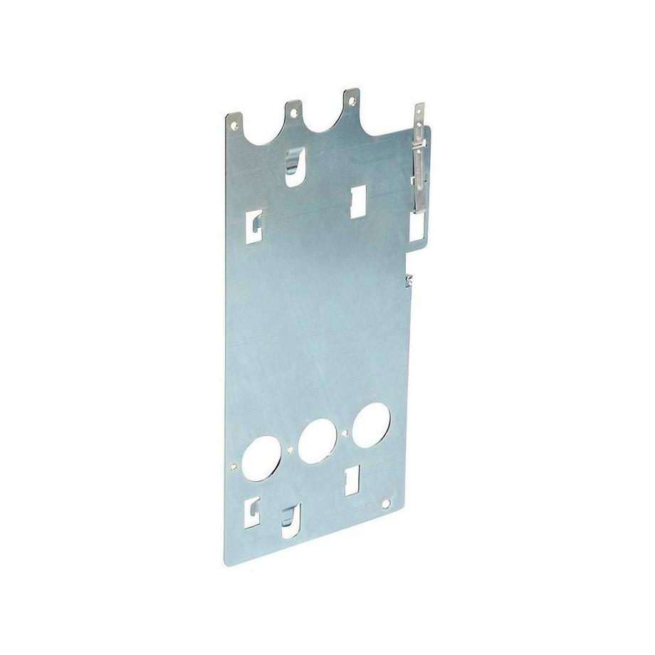 Монтажная пластина - для DPX 630 фиксированного исполнения - для регулировки аппарата под Кат. № 0 2