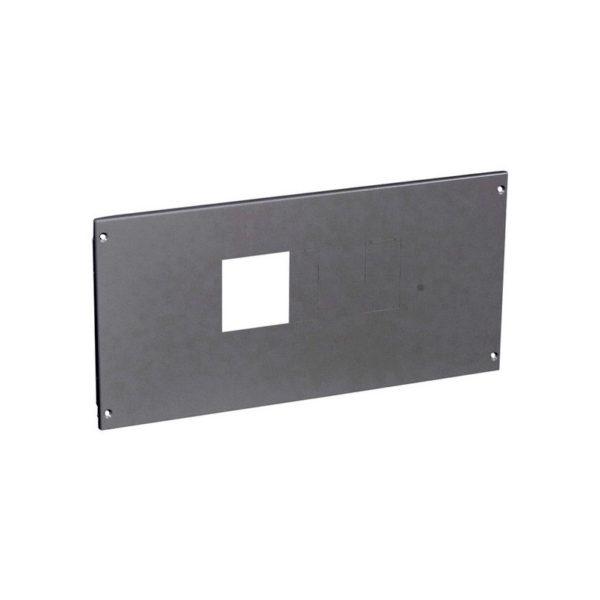 Металлическая лицевая панель XL³ 800//4000 - на винтах - DPX 630 с моторным приводом - верт. монтаж -