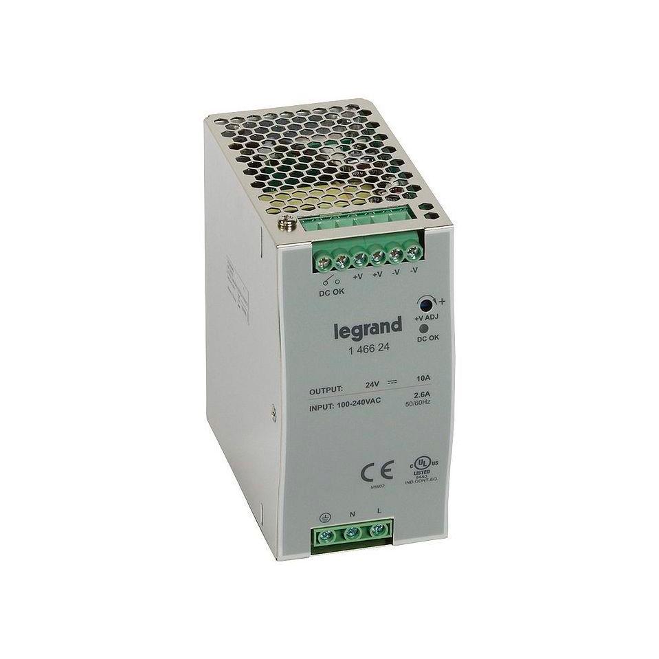 1-фазный Импульсный источник питания 24В 240Вт 10A