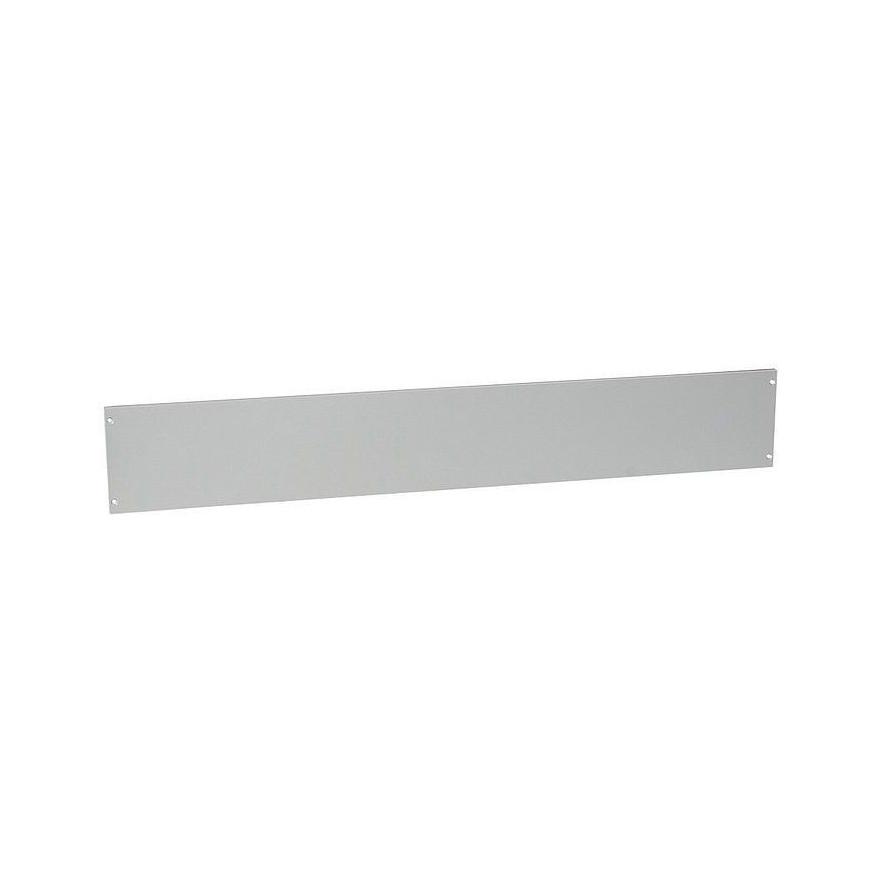 Сплошная металлическая лицевая панель - XL³ 6300 - высота 200 мм - ширина - 1300 мм