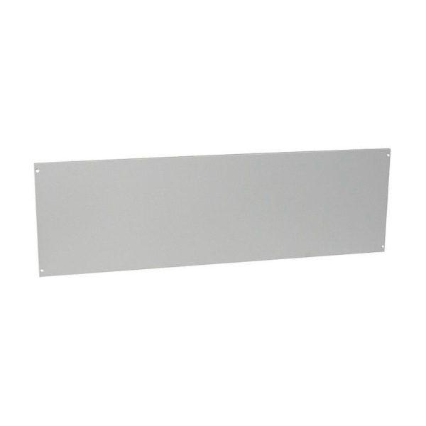 Сплошная металлическая лицевая панель - XL³ 6300 - высота 400 мм - ширина - 1300 мм