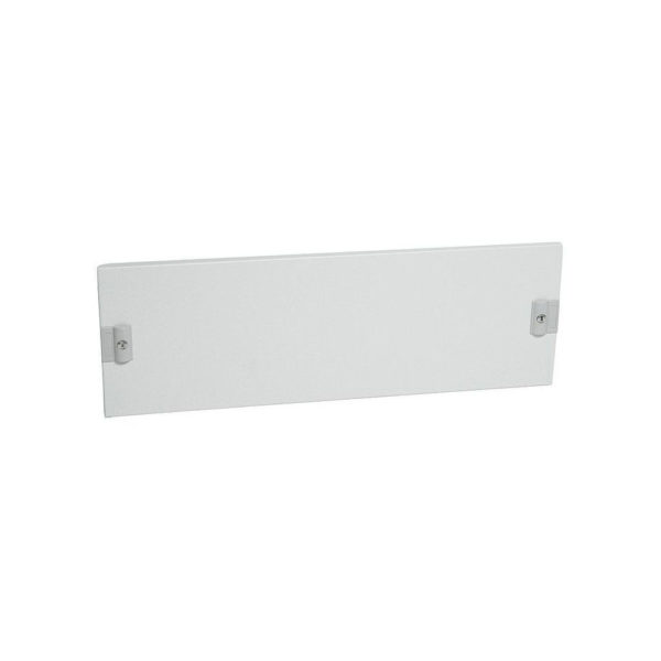 Сплошная металлическая лицевая панель с замком на 1//4 оборота XL³ 800//4000 - высота 200 мм - 24 моду