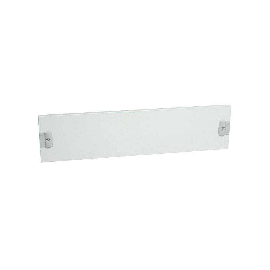 Сплошная металлическая лицевая панель с замком на 1//4 оборота XL³ 800//4000 - высота 150 мм - 24 моду