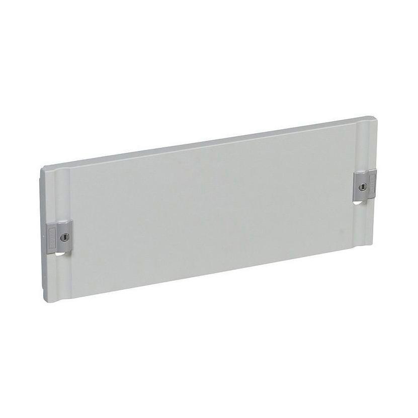Сплошная лицевая панель изолирующая XL³ 400 - для шкафов и щитов - высота 200 мм