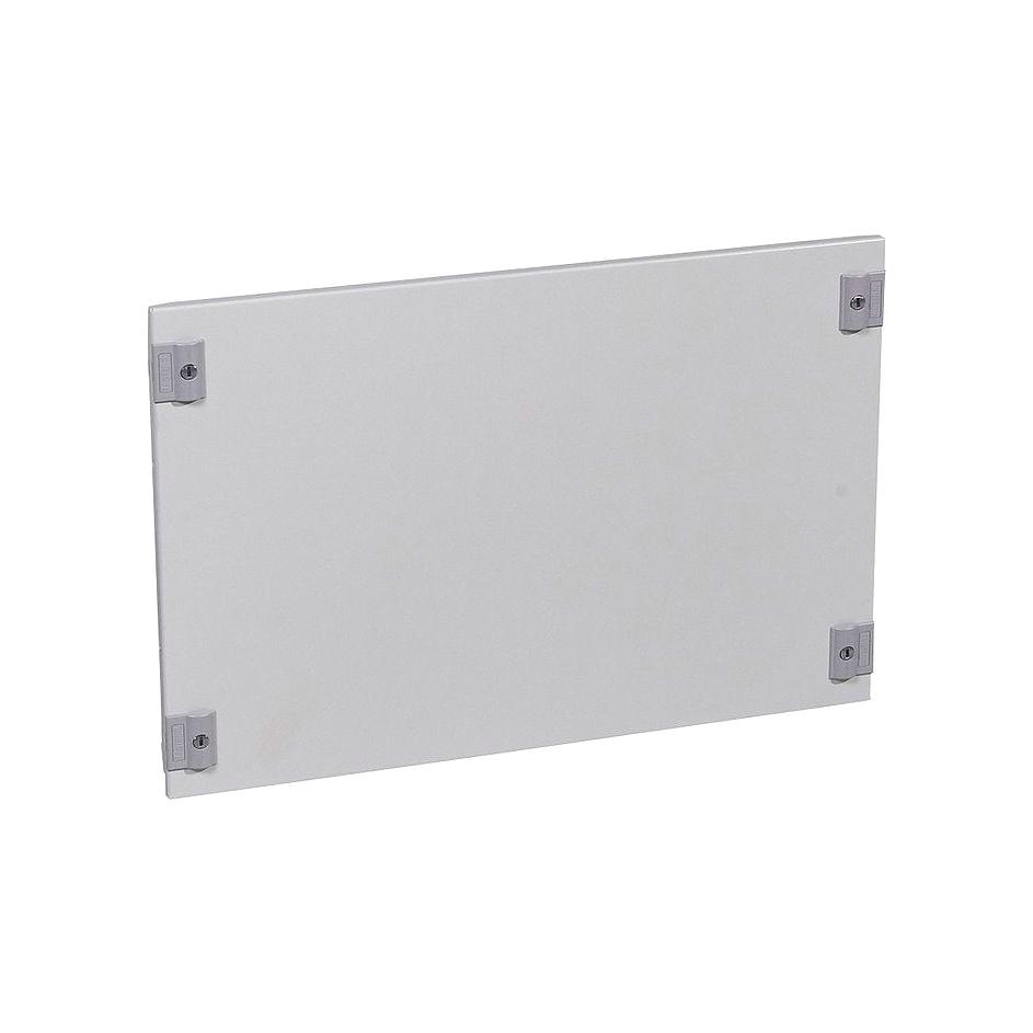 Сплошная металлическая лицевая панель с замком на 1//4 оборота XL³ 800//4000 – высота 400 мм – 24 моду 1