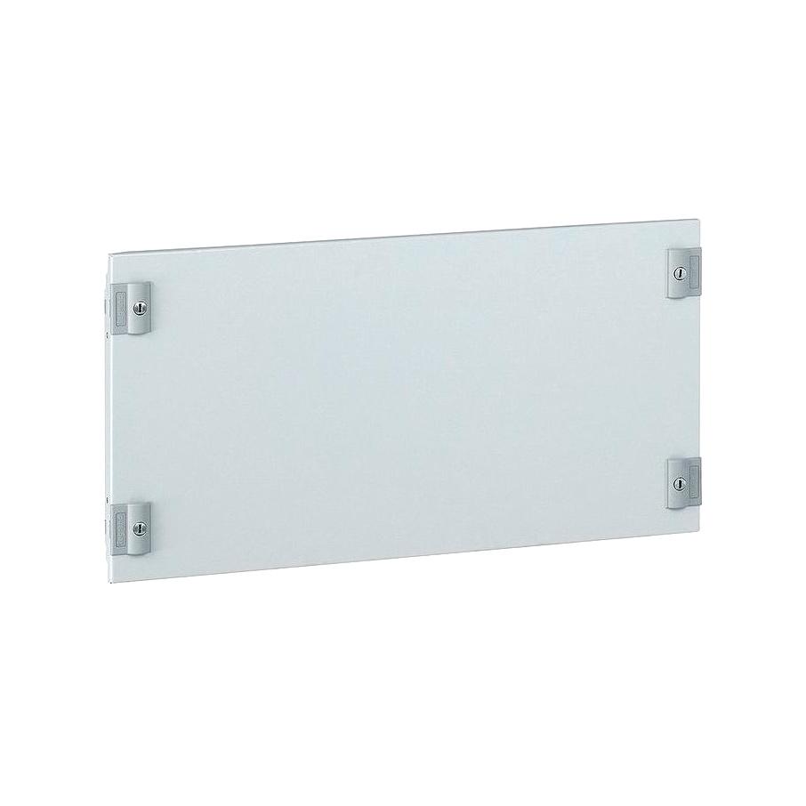 Сплошная металлическая лицевая панель с замком на 1//4 оборота XL³ 800//4000 - высота 300 мм - 24 моду
