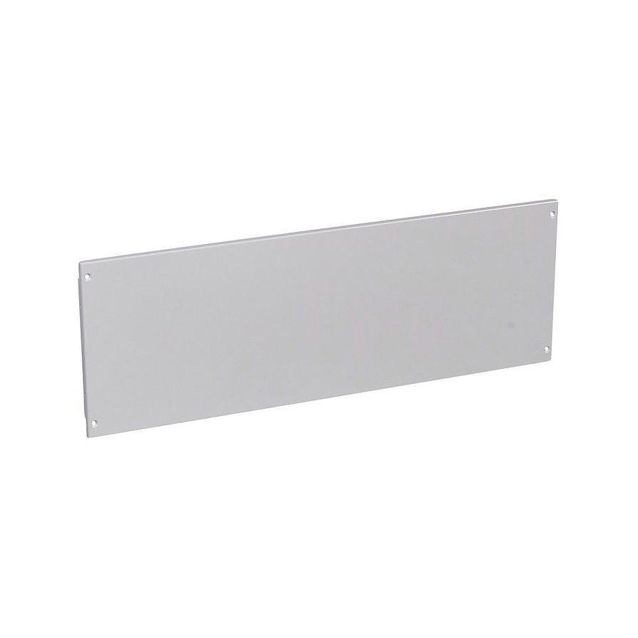 Сплошная металлическая лицевая панель на нетеряемых винтах XL³ 800//4000 - высота 300 мм - 36 модулей