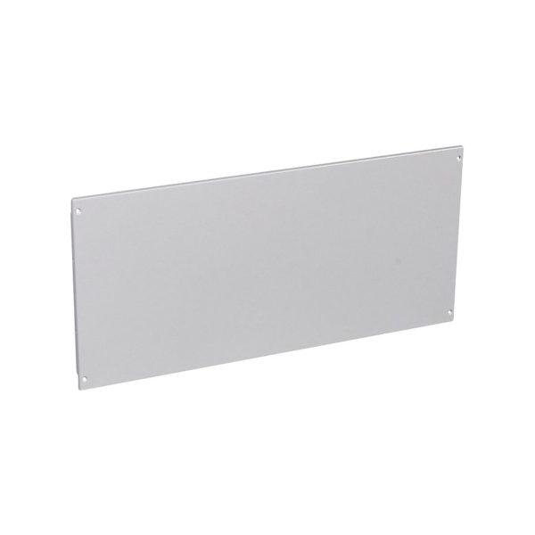 Сплошная металлическая лицевая панель на нетеряемых винтах XL³ 800//4000 - высота 400 мм - 36 модулей