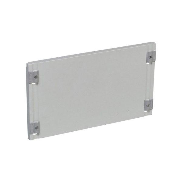 Сплошная лицевая панель изолирующая XL³ 400 - для шкафов и щитов - высота 300 мм
