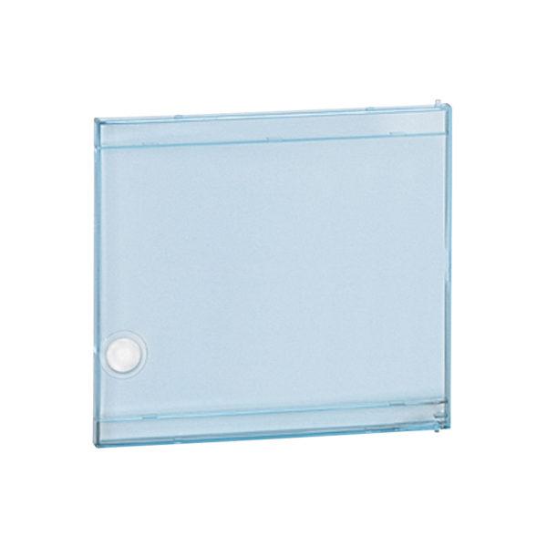 Дверь прозрачная - 8 модулей