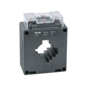 Трансформатор тока ТТИ-40 300/5А 5ВА класс 0,5 IEK