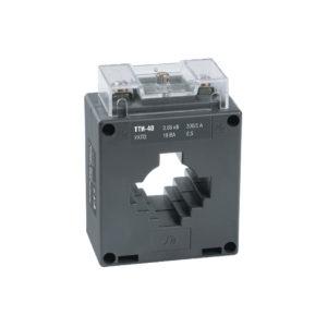 Трансформатор тока ТТИ-40 600/5А 10ВА класс 0,5 IEK