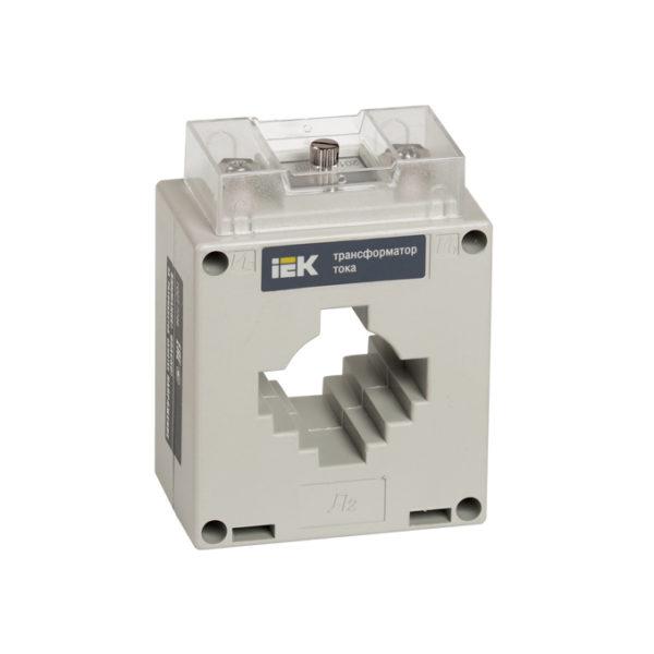 Трансформатор тока ТШП-0,66 250/5А 5ВА класс 0,5S габарит 30 IEK