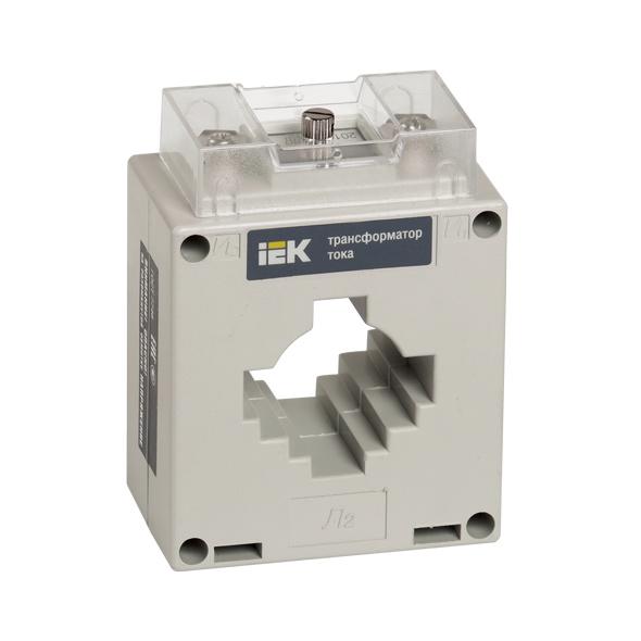 Трансформатор тока ТШП-0,66 300/5А 5ВА класс 0,5S габарит 30 IEK