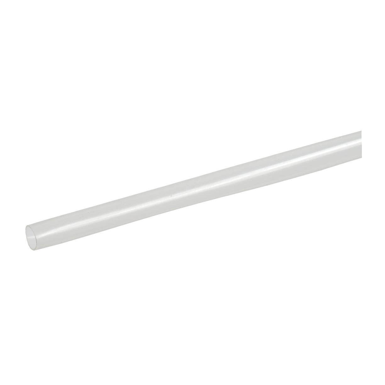 Трубка термоусаживаемая ТТУк 7,9/3,9 2:1 прозрачная с клеем (1м) IEK 1