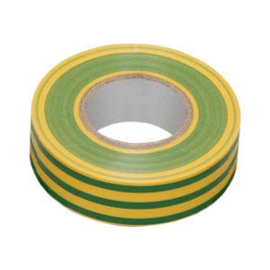 Изолента 0,13х15мм желтая 10м IEK
