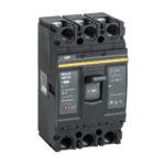 Выключатель автоматический ВА88-37 3Р 250А 35кА MASTER IEK 1