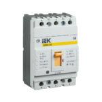 Выключатель автоматический ВА44-33 3Р 125А 15кА IEK 1