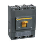 Выключатель автоматический ВА88-40 3Р 800А 35кА с электронным расцепителем MP 211 ИЭК 1