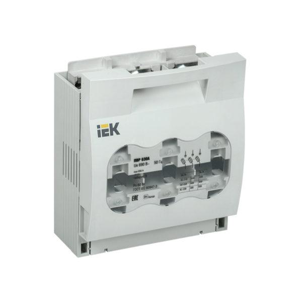 Предохранитель-выключатель-разъединитель 630А IEK