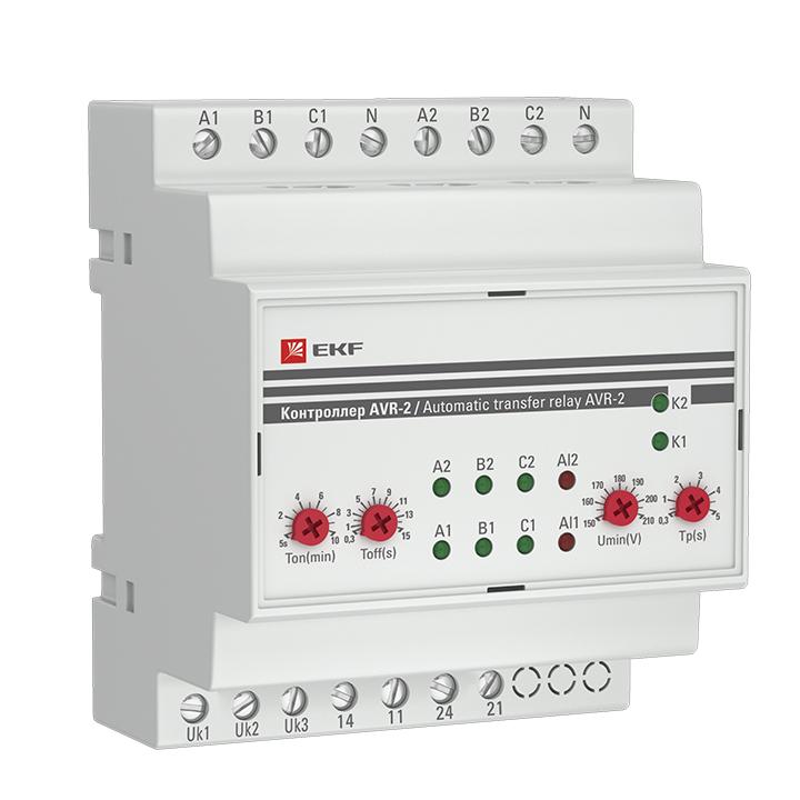 Контроллер АВР на 2 ввода AVR-2 EKF PROxima