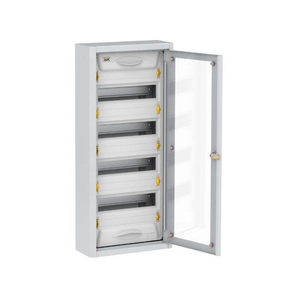 TITAN 5 Корпус металлический ЩРн-48 прозрачная дверь IP31 УХЛ3 IEK