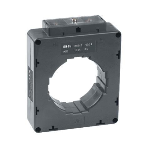 Трансформатор тока ТТИ-85 1000/5А 15ВА класс 0,5 IEK