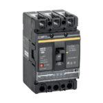 Выключатель автоматический ВА88-32 3Р 125А 35кА MASTER с электронным расцепителем IEK