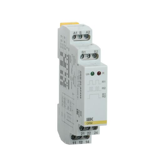 Реле импульсное ORM 2 контакта 230В AC IEK