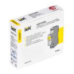 Выключатель автоматический дифференциального тока АВДТ32МL C25 100мА KARAT IEK 2