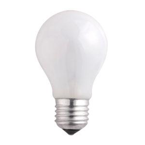 Лампа накаливания A55 A55240V60WE27 frosted